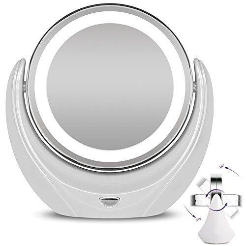 Rantizon Makeup Mirror LED Illuminated Cosmetic Mirror for sale  Delivered anywhere in UK