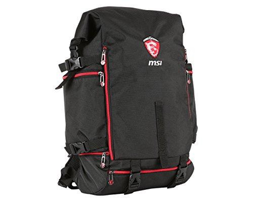 MSI Gt Gaming Battlepack–Zubehör von Laptops (schwarz, rot, monoton, anderen)