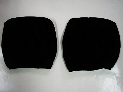 none-black-headrest-covers-seat-headrest-covers-2-pieces