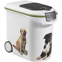 Curver Petlife cane contenitore di alimento, 12Kg / 35 litri Capacità