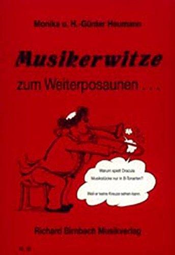 Musikerwitze zum Weiterposaunen...