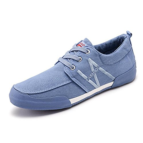 Hattie ,  Herren Sneaker Low-Tops Blau