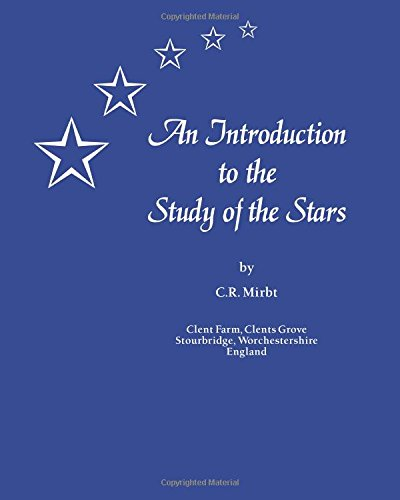 An Introduction to the Study of the Stars