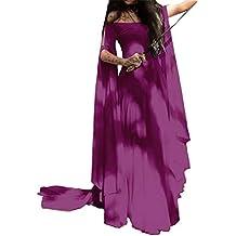 becd5871a Amazon.es  disfraces medievales mujer - Morado