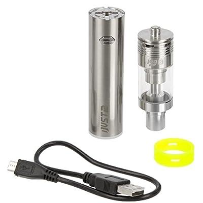 E-Zigarette Elektrische Zigarette iJust 2 Kit mit 2600 mAh Starter-Set von Oramics