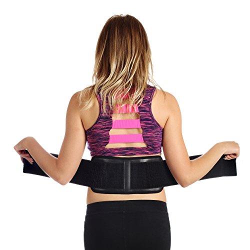 Ziraki supporto lombare massaggiante, regolabile , per alleviare il dolore, autoriscaldante, terapia magnetica, anti-stress, approvato dalla FDA