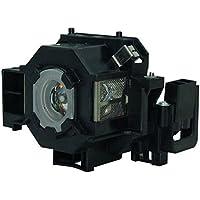 CTLAMP Reemplazo Lampara proyector / foco con la vivienda Para EMP-83C/EMP-83/EMP-822H/EMP-822/EMP-410We/EMP-410W/EX90/PowerLite 400W/PowerLite 410W/PowerLite 83+/EMP-400W/EB-410W/EB-140W/EMP-X56/EMP-83H/EMP-83HE/PowerLite 822p/PowerLite 83c/EMP-400/EMP-400e/EB-410We/EMP-280 / H281B / H330B / H330C / H371A