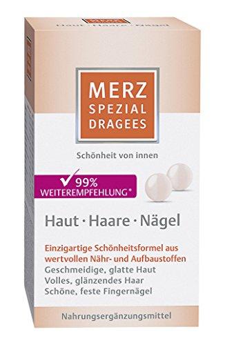 Merz Spezial Dragees Haut, Haare, Nägel, 120 Stück