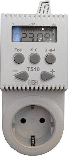 EB TS10-DE - Steckerthermostat