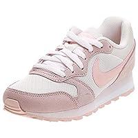 Nike MD Runner 2 Womens Sneakers, Orange (Light Soft Pink/Washed Coral 604), 5.5 UK (39 EU)