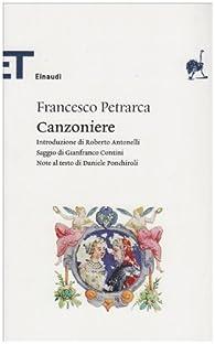 Il canzoniere par Francesco Petrarca
