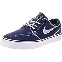 Nike Janoski Bleu Et Rouge