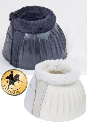 Basic HD Fleece Gefütterte Bell Boots, weiß