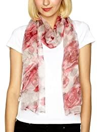 Bellewear Large Silk  Women's Scarf