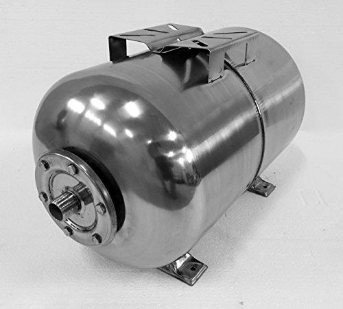 Hauswasserwerk megafixx S5-50ES 1100 Watt 50 Liter Edelstahl Druckkessel - 5