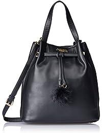 Carlton London Selena Women's Tote Bag (Black)