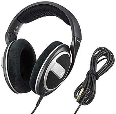 Sennheiser HD 559 Open Back Around Ear Headphone - Black/Anthracite