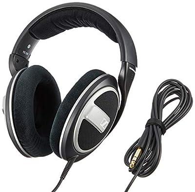 Sennheiser HD 559 Open Back Around Ear Headphone - Black/Anthracite