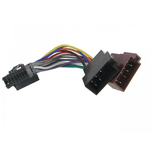 cable-adaptateur-faisceau-iso-pour-autoradio-pioneer-16-pin-connecteur