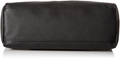 Guess Damen Hwbb5067230 Shopper, Schwarz (Nero), 14x23.5x36.5 cm Schwarz (Nero)