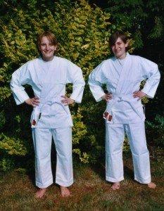 Karateanzug Budodrake Basic