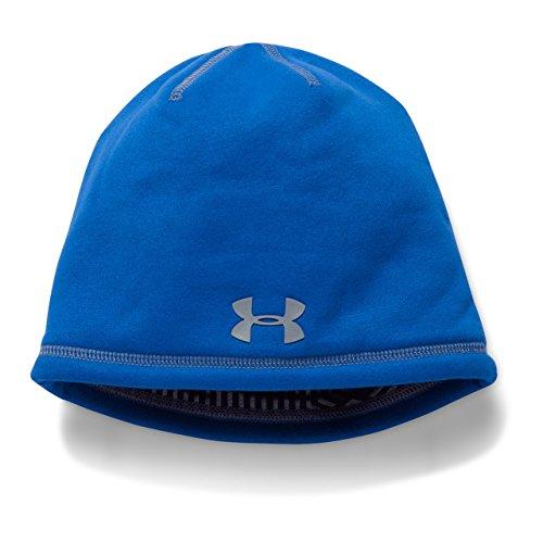 Under Armour Jungen Sportswear Hut Elements 2.0 Beanie Ubl, OSFA Fleece-visor Beanie