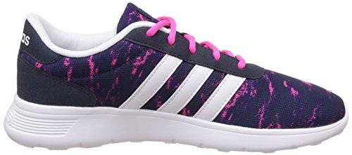 adidas Lite Racer W, Chaussures de Sport Femme Azul (Maruni / Ftwbla / Rosimp)