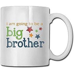 Big Brother Kaffeetasse Kinder Lieben Keramikgeschenke Teetasse Kaffeetasse, Das Perfekte Geschenk Für Die Familie
