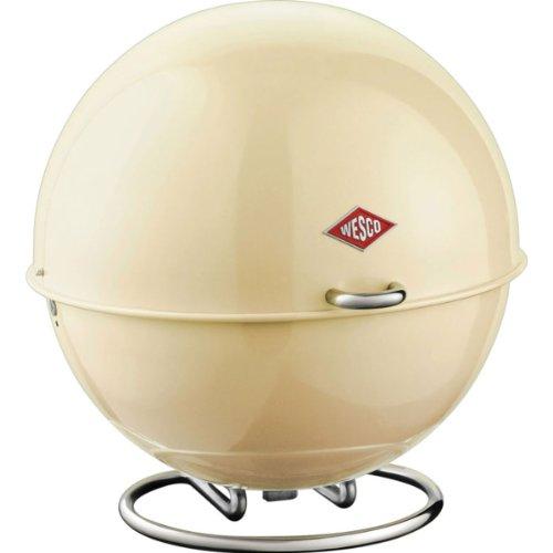 Wesco Aufbewahrungsbehältnis Superball 26x26cm Mandel - 101 Mandel