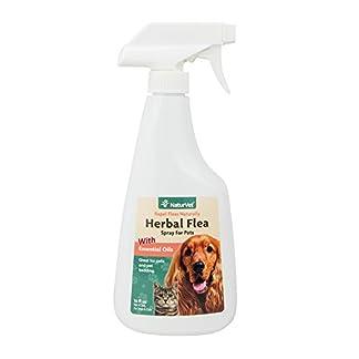 naturvet herbal flea spray, 480 ml NaturVet Herbal Flea Spray, 480 ml 41McdWPx3lL