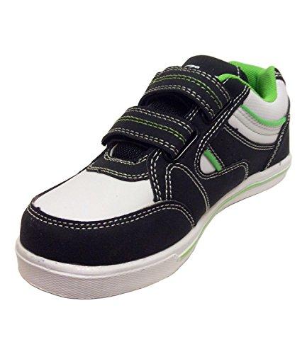 Sportswear Unisex Grün Jungen Klettverschluss Mädchen Schuhe Kinder Turnschuhe 6qUZqf