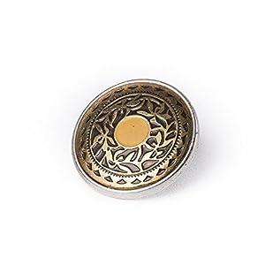 Noosa Chunk 179 Gua Jhya gold/ yellow-brass