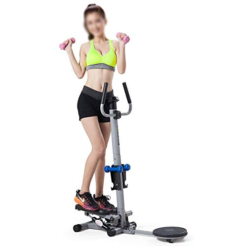 Twist Stepper Mini Fitness Gym Maschine Stepper Bein Toner Toning Training Low Impact Up-Down-Stepper