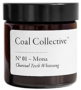 charcoal teeth whitening powder made from british oak in the uk by coal collective natural. Black Bedroom Furniture Sets. Home Design Ideas