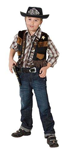 Karneval Deputy-Weste Kostüm Fasching