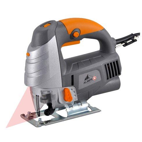 710 Watt Stichsäge Laser Pendulhub Schnellblätterwechsel - 2