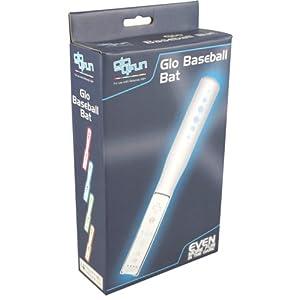 Glo Baseball Bat Blau Für Nintendo Wii
