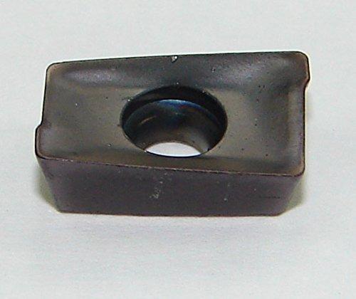10 Stück Wendeplatten Fräsplatten zum Eckfräsen für nichtrostende Werkstoffe APKT1003PDR-DM-PU530 passend für APKT 1003 Fräser