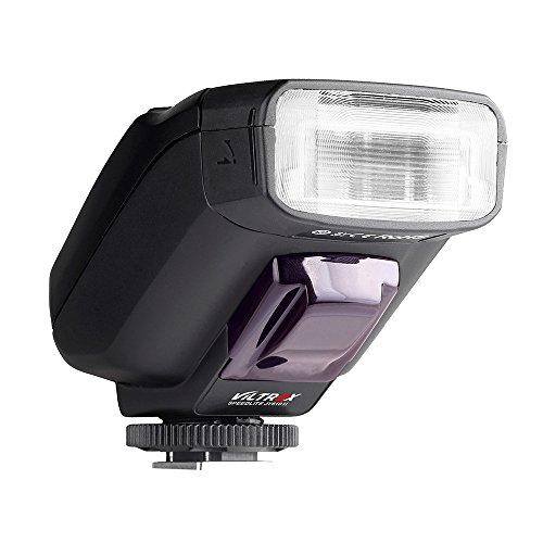 Andoer Viltrox JY-610 II Universal On-Kamera mini Blitz Speedlite für Nikon D3300 D5300 D7100 Canon 5D Mark II III DSLR-Kameras