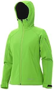 Marmot Damen Jacke Women's Tempo Hoody, Green Envy, XS, 85640