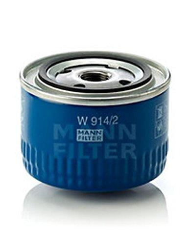 Mann Filter W9142 Hydraulikfilter, Automatikgetriebe