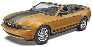Revell-2010 Ford Mustang Convertible,Escala 1:25 Kit de Modelos de plástico, (11963)