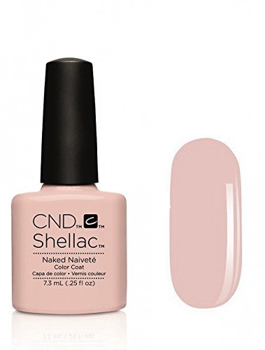 Cnd Shellac Naked Naivete Esmalte Gel - 7.3 ml
