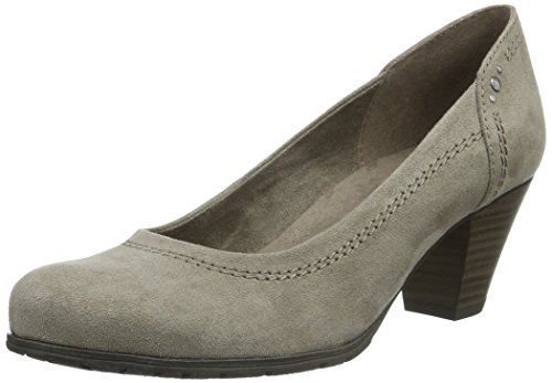 Softline Damen 22461 Pumps Beige (TAUPE 341)