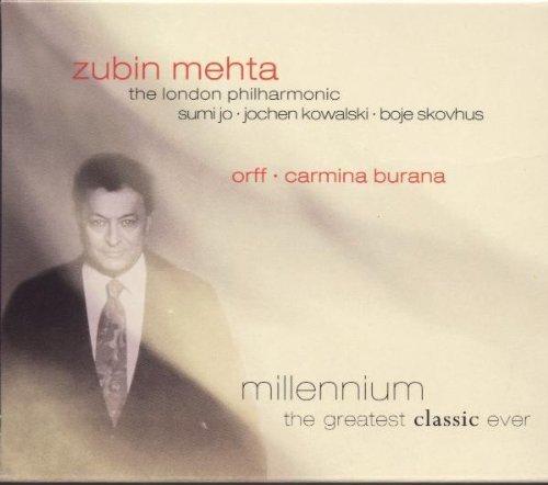 Zubin Mehta - Orff: Carmina Burana (DVD Audio) by C. Orff