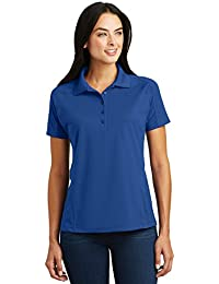Sport-Tek® Ladies Dri-Mesh® Pro Polo. L474 Royal XL