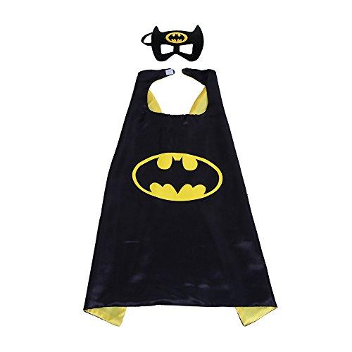 Kinder-Umhang mit Superhelden-Muster, Hammer Robin, für Jungen und Mädchen, Kostüm