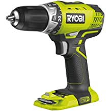 Ryobi RCD1802M ONE+ Drill and Driver, 18 V, Body Only (Certified Refurbished)