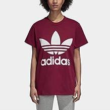 adidas Big Trefoil tee Camiseta, Mujer, Rosa (rubmis), 42