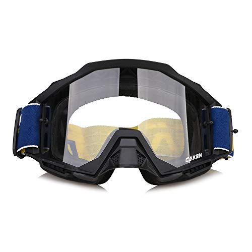 8a7dcb7685db JFG RACING Motocross Goggles Dirt Bike Goggles - Fog Proof Windproof  Dustproof Dirt Bike Goggles Cratch